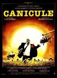 """Affiche du film """"Canicule"""""""