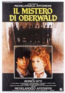 """Affiche du film """"Il mistero di Oberwald"""""""