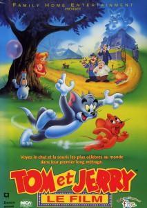 """Affiche du film """"Tom et Jerry, le film"""""""