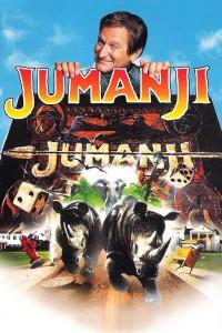 """Affiche du film """"Jumanji"""""""