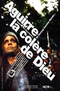 """Affiche du film """"Aguirre, la colère de Dieu"""""""