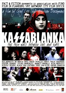 """Affiche du film """"Kassablanka"""""""