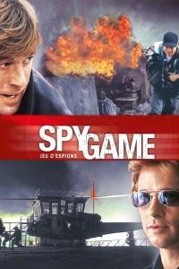 """Affiche du film """"Spy game, jeu d'espions"""""""