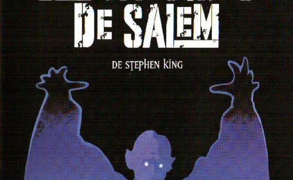 """Affiche du film """"Les vampires de Salem"""""""
