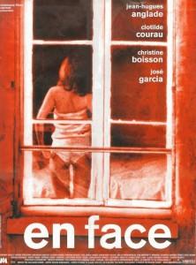 """Affiche du film """"En face"""""""