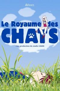 """Affiche du film """"Le royaume des chats"""""""