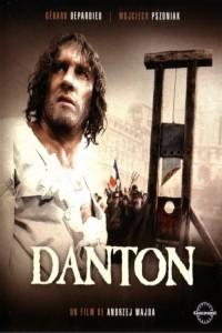 "Affiche du film ""Danton"""