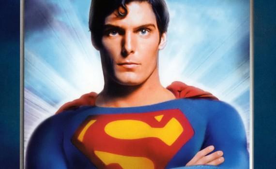 """Affiche du film """"Superman"""""""
