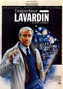 """Affiche du film """"Inspecteur Lavardin"""""""