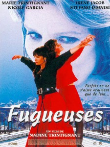 """Affiche du film """"Fugueuses"""""""
