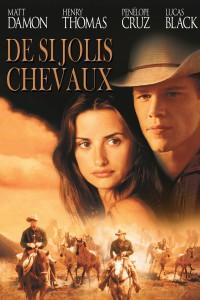 """Affiche du film """"De Si Jolis Chevaux"""""""