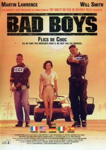 "Affiche du film ""Bad Boys"""
