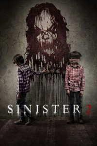 """Affiche du film """"Sinister 2"""""""