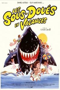 """Affiche du film """"Les Sous-Doués En Vacances"""""""