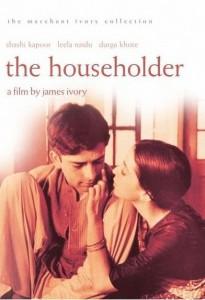 """Affiche du film """"The Householder"""""""