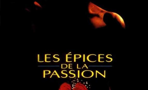 """Affiche du film """"Les épices de la passion"""""""