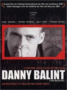 """Affiche du film """"Danny Balint"""""""