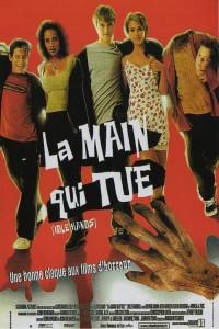 """Affiche du film """"La Main qui tue"""""""