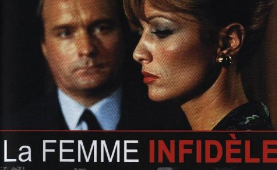 """Affiche du film """"La femme infidèle"""""""