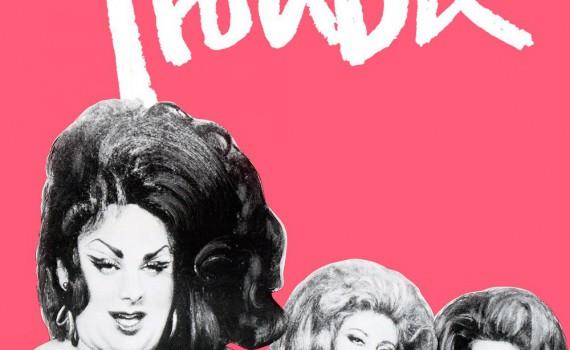 "Affiche du film ""Female Trouble"""