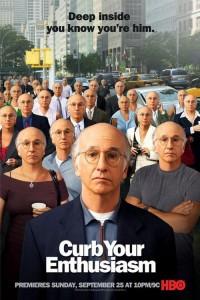 """Affiche du film """"Larry David: Curb Your Enthusiasm"""""""