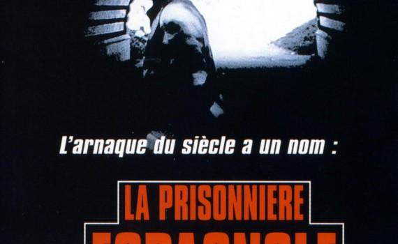 """Affiche du film """"La prisonnière espagnole"""""""
