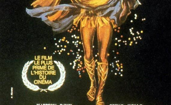 """Affiche du film """"Orfeu Negro"""""""