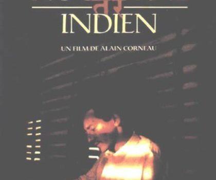 "Affiche du film ""Nocturne Indien"""