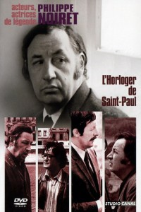 """Affiche du film """"L'horloger de Saint-Paul"""""""