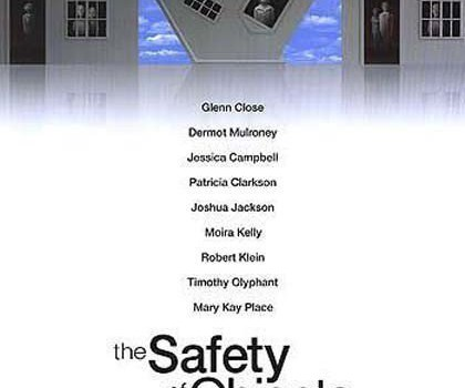 """Affiche du film """"The Safety of Objects"""""""