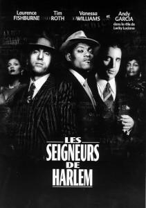 """Affiche du film """"Les Seigneurs de Harlem"""""""