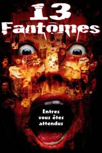 "Affiche du film ""13 Fantômes"""