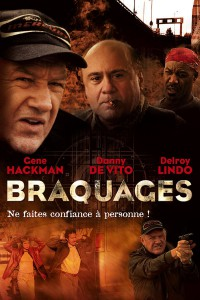 "Affiche du film ""Braquages"""