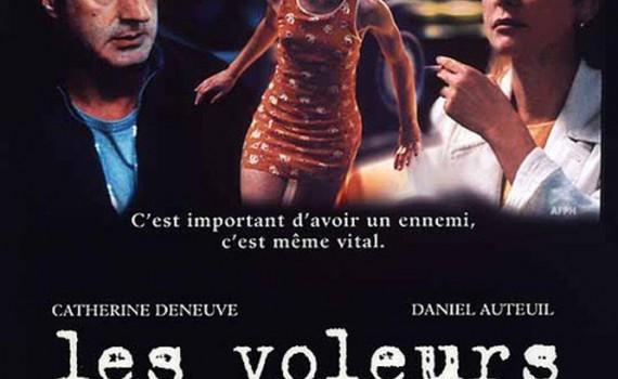 """Affiche du film """"Les voleurs"""""""