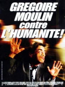 """Affiche du film """"Grégoire Moulin contre l'humanité"""""""