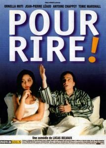 """Affiche du film """"Pour Rire!"""""""
