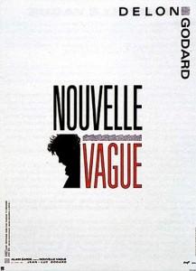 """Affiche du film """"Nouvelle Vague"""""""