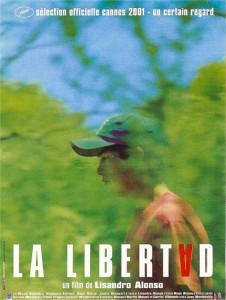 """Affiche du film """"La libertad"""""""