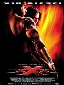 """Affiche du film """"xXx"""""""