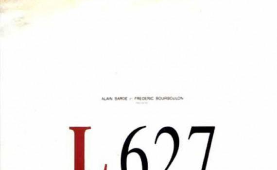 """Affiche du film """"L.627"""""""