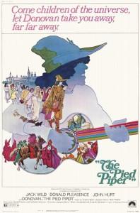 """Affiche du film """"The Pied Piper"""""""