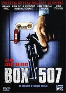 "Affiche du film ""Box 507"""