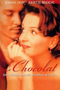 """Affiche du film """"Le chocolat"""""""