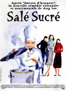 """Affiche du film """"Salé sucré"""""""