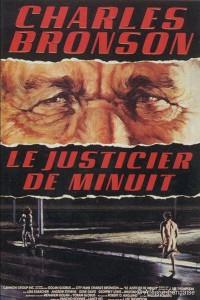 """Affiche du film """"Le justicier de minuit"""""""