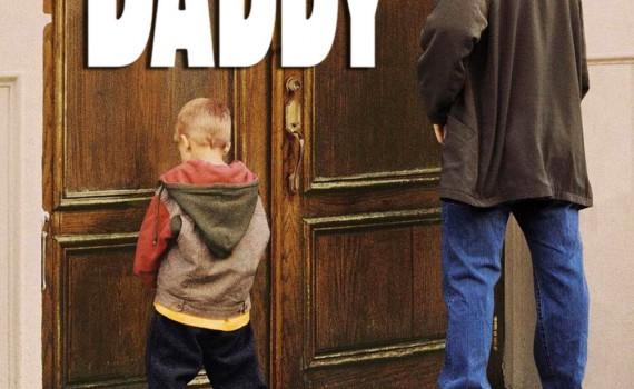 """Affiche du film """"Drôle de père"""""""