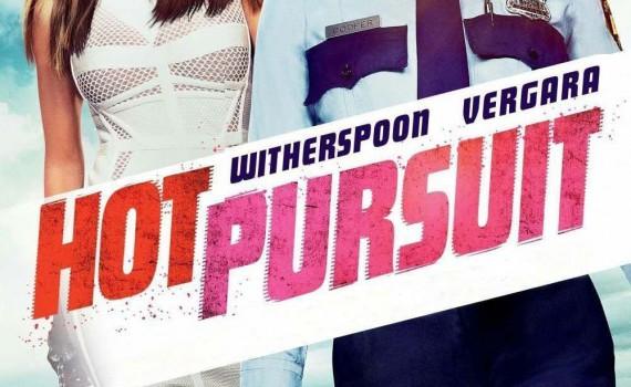"""Affiche du film """"Hot Pursuit"""""""
