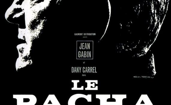 """Affiche du film """"Le Pacha"""""""