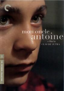 """Affiche du film """"Mon oncle Antoine"""""""