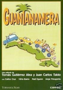 """Affiche du film """"Guantanamera"""""""